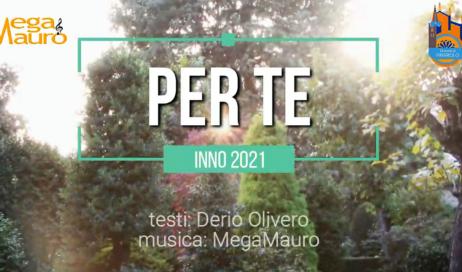 """[ video ] Si intitola """"Per Te"""" il nuovo inno per l'anno pastorale 2021-2022"""