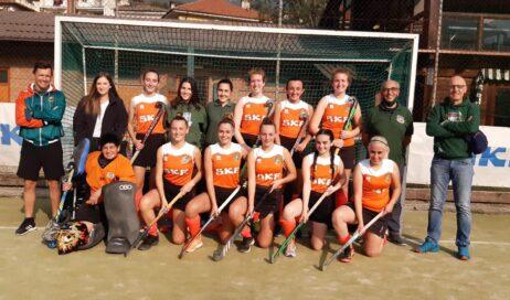 Hockey Prato femminile. Skf Valchisone: sconfitte la A2 e l'Under14