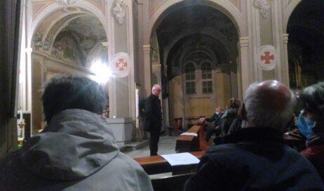 Il vescovo scommette sui responsabili d'ambito per salvare le parrocchie