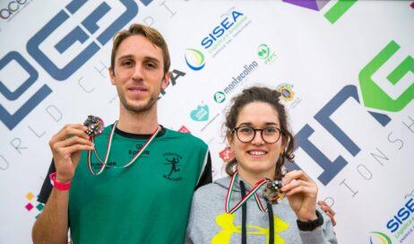 Torre Pellice. Elena Canuto e Pietro Olocco hanno vinto la Plogging Challenge