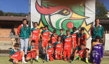 Hockey Prato maschile. Skf Valchisone: bis di vittorie per U21 e U14, stop per la A1