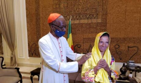 #cronacheafricane. Liberata in Burkina suor Gloria Narvaez