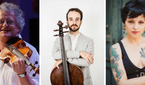 Pinerolo: la grande musica con il violino di Irvine Arditti